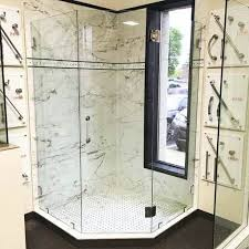 how to cut tempered glass shower doors custom cut shower door by glass how to cut