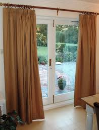 Best Design Ideas For French Door Curtain Idea #2681