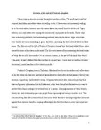 essay on frederick douglass s views about slavery in the city and  narrative of the life of frederick douglass