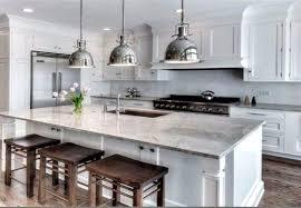 custom kitchen lighting home. hamptons style white kitchen home of marble and mint renovations custom lighting