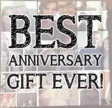 best anniversary gift