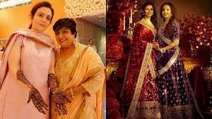 Nita Shah Designer Revealed Nita Ambani Had A Special Mehendi For Daughter Isha Ambanis Wedding