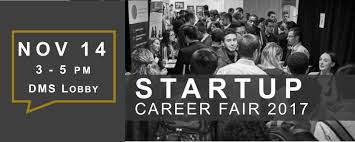 november calendar header startup career fair employer registration