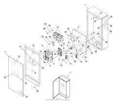 Briggs and stratton power products 071036 00 200 automatic enclosure diagram 36 at tube enclosure