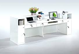 front office counter furniture. Office Front Desk Furniture High End White Cheap Small Modern Counter Medical F