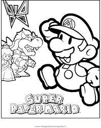 Disegno Mariobros26 Personaggio Cartone Animato Da Colorare