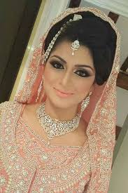 walima peachy dress