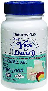 NaturesPlus Say Yes to Dairy - 50 Chewable Tablets ... - Amazon.com
