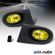 2003 Rsx Fog Lights Details About 2002 2003 2004 Acura Rsx Amber Lens Fog Lights Pair