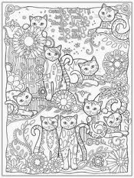 Small Picture Free cat mindful coloring pages for kids adults Adult coloring