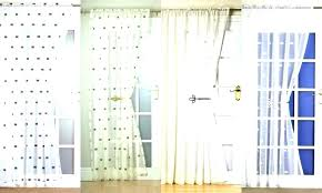 front door curtain panel light for glass decorating