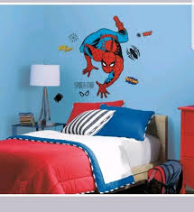 spiderman 34 5 giant wall decals classic marvel comics room decor stickers