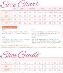 Hello Kitty Size Chart Amiclubwear Size Chart Sexy Dresses