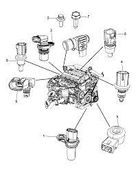 2014 dodge journey sensors engine thumbnail 1
