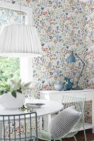 Buy Boråstapeter  Herbarium Wallpaper Wallpapers By - Home fashion interiors