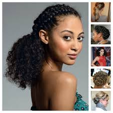 Curly Hair Hairstyles For Mixed Hair - Hairs Picture | Ideas para ...