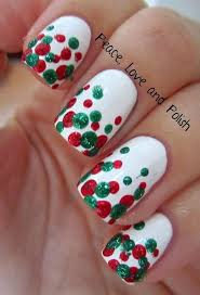 Christmas ~ Christmas Nails Image Ideas Nail Art Design ...