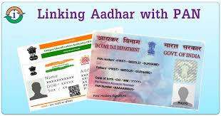 Image result for pan aadhar link