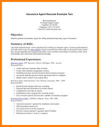 11 Insurance Agent Resume By Nina Designs