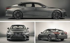 2018 lexus 500 f sport. Modren Sport Lexus Enthusiast Throughout 2018 Ls Sedan  New Car  Price Update And Release Date Info  Throughout Lexus 500 F Sport