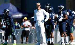 Seahawks Running Back Depth Chart Seattle Seahawks Unveil 1st Depth Chart Of 2019 Regular Season