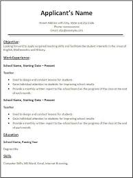 Example Resume For Fresh Graduate Pdf Resume And Cover Letter Within