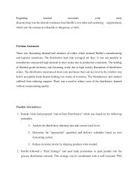 barilla spa case study 5