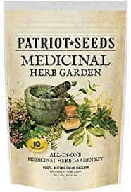 Small Picture Amazoncom Medicinal Herb Garden 10 Variety Seed Pack 100