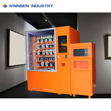 Huge Vending Machine Classy China Huge Variety Elevator Clothing Vending Machine With Hanger