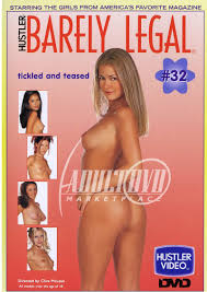 Barely Legal 32 DVD Hustler