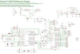 arduino uno schematic design