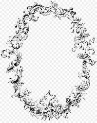 vintage frame design png. Picture Frame Clip Art - Vintage Transparent PNG Design Png