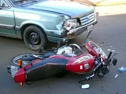 Resultado de imagem para acidentes com motos