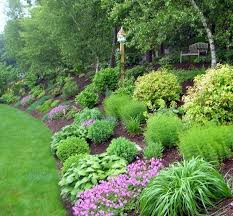 Small Picture The 25 best Steep backyard ideas on Pinterest Sloped garden