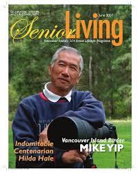 June 2007 Senior Living Magazine Island Edition by INSPIRED 55+ Lifestyle  Magazine - issuu