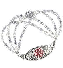 the baltics al id bracelet