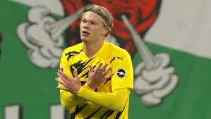May 28, 2021 · erling haaland has vowed to respect borussia dortmund's wishes when it comes to any decision on his future, with the norwegian frontman not about to push for a move in the summer transfer window. Borussia Dortmund S Erling Haaland Back In Training Ahead Of German Cup Final Against Rb Leipzig Sports News Firstpost