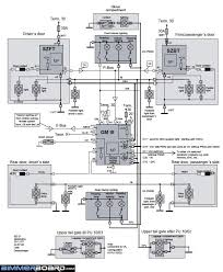 trunk lock actuator wiring diagram central lock problem rear door and trunk don´t open xoutpost com diagram regarding the