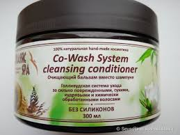 <b>Очищающий бальзам вместо шампуня</b> Co-Wash System ...