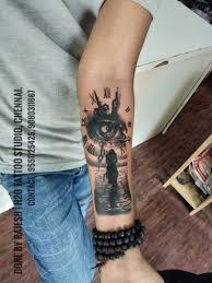 Top 50 3d Tattoo Artists In Mogappair West Best 3d Tatto Artists