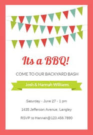 invitation party templates free bbq party invitation flyer templates greetings island