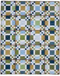 Easy quilts to sew in a weekend - Stitch This! The Martingale Blog & Blue Jack quilt from Easy Weekend Quilts Adamdwight.com