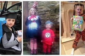 world book day 2018 kids show their literary style