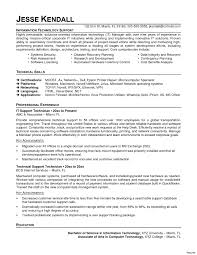 Technical Resume Technical Resume Template Free Templates Downloads Support 88