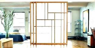 room divider ideas movable rooms dividers portable and sliding door wall best clear diy sliding door room divider