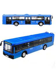 <b>Машина Автобус</b> ЛИАЗ со световыми и звуковыми эффектами ...