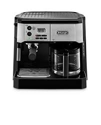 Manual espresso machine from de'longhi with all needed guides included is the best available manual coffee machine on the market. you need to place the coffee and espresso maker combo machine on a particular surface in your house. The 9 Best Coffee And Espresso Machine Combos In 2021