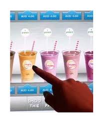 Smoothie Vending Machine Inspiration TropiFruit Smoothie Vending Machine SVM TropiFruit