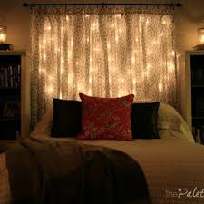 14 String Light Ideas That Are Cozier Than Your Bed Cozy