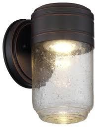 led outdoor wall mount lighting lite source ls 1 light led outdoor wall sconce regarding led